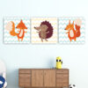 Παιδικοί πίνακες σε καμβά Good Morning Sunshine!
