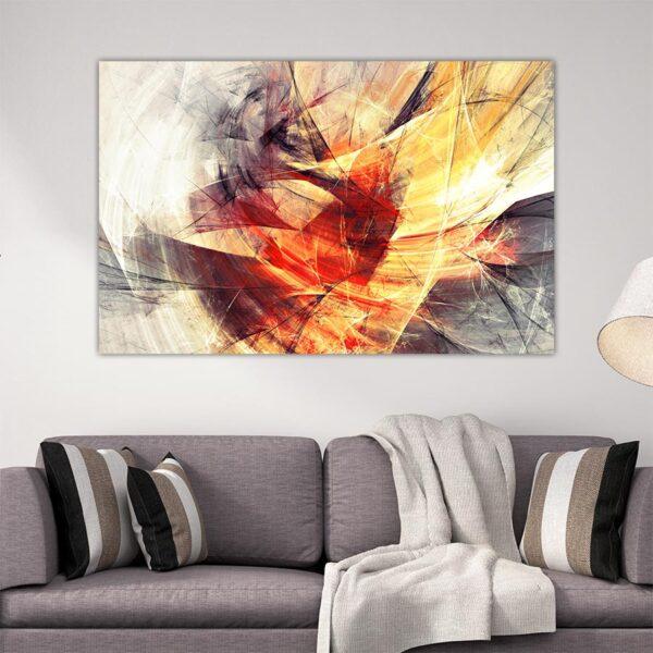 Winter Passion πίνακας σε καμβά