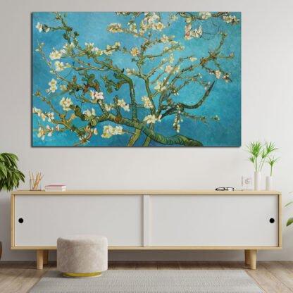 Almond Blossom Van Gogh αντίγραφο πίνακας σε καμβά