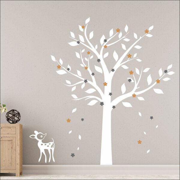 Αυτοκόλλητο τοίχου Μαγικό δέντρο