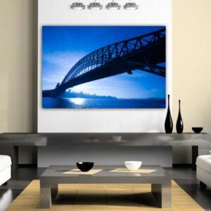 Πίνακας σε καμβά γέφυρα – bridge