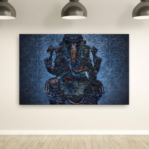 Mystical Elephant πίνακας σε καμβά