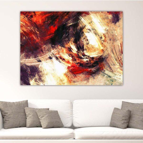 Passion πίνακας σε καμβά