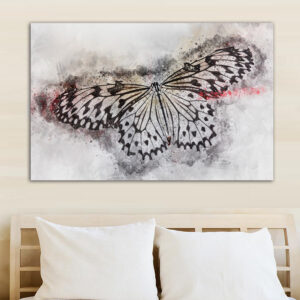 Artistic Butterfly πίνακας σε καμβά