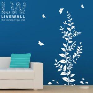 Κισσός με Πεταλούδες – Ivy with Butterflies