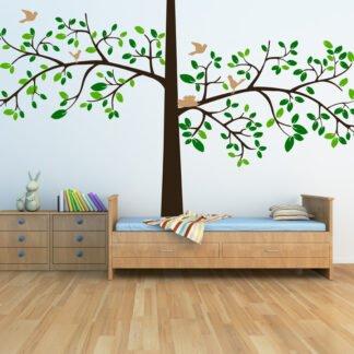 Παραμυθένιο Δέντρο αυτοκόλλητο τοίχου