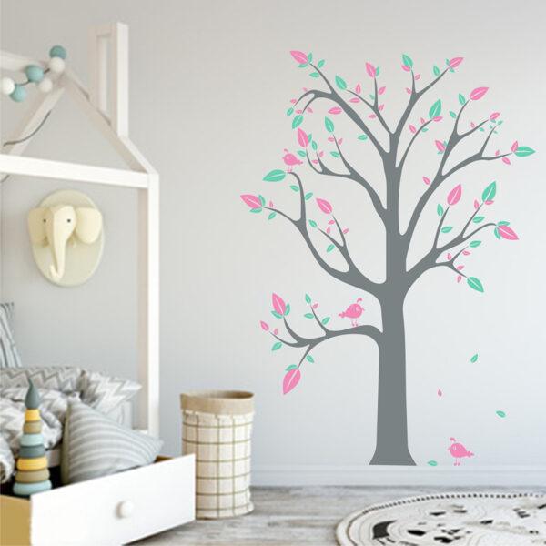 Παιδικό δέντρο αυτοκόλλητο τοίχου