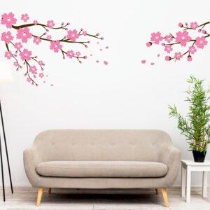 Αυτοκόλλητο τοίχου Blossom no35