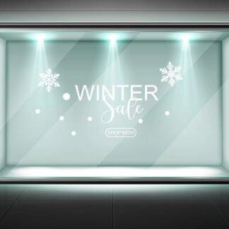 Winter sale shop now