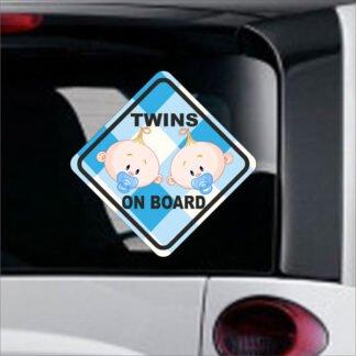 Baby On Board sticker No 20