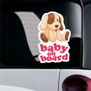 Baby On Board sticker No26