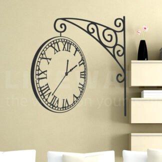 Αυτοκόλλητο τοίχου Tick Tock… Clock!
