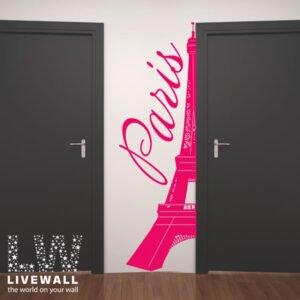 Αυτοκόλλητο τοίχου Paris Wall