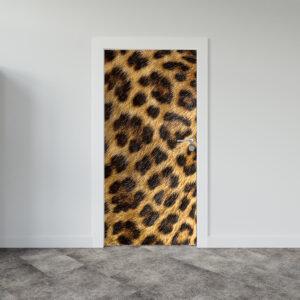 Αυτοκόλλητο πόρτας Leopar