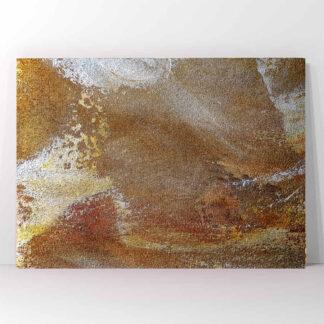 Πίνακας σε καμβά Beige Abstract