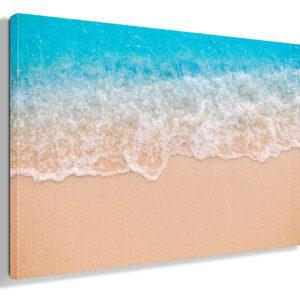 Πίνακας σε καμβα Beach Shore No 2