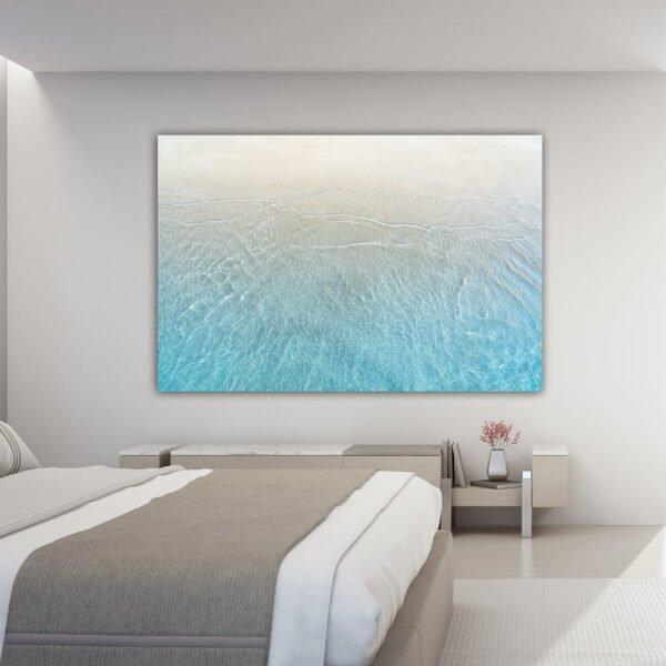 Πίνακας σε καμβα Beach Shore