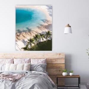 Πίνακας σε καμβά Dream Beach