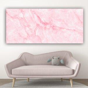 Πίνακας σε καμβά Elegant Pink Marble