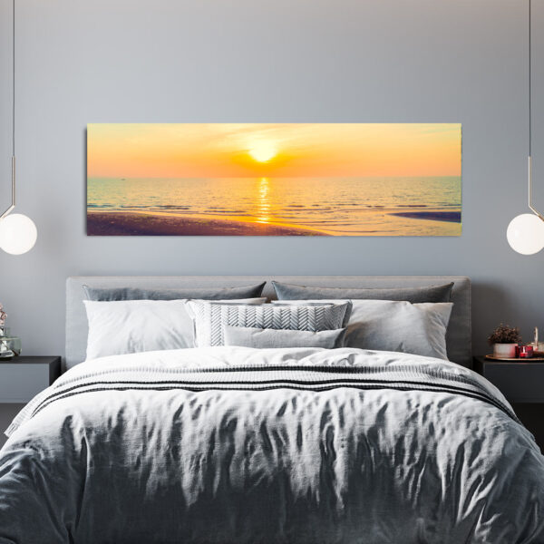 Πανοραμικός πίνακας Sweet Sunset