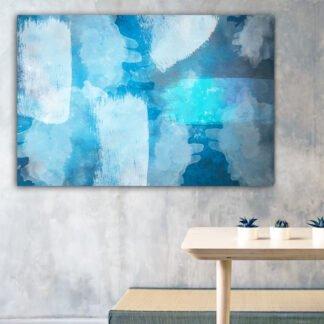 Πίνακας σε καμβά Oceanic Abstract