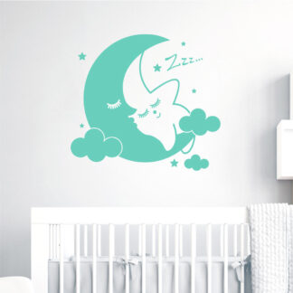 Αυτοκόλλητο τοίχου Αστεράκι που κοιμάται