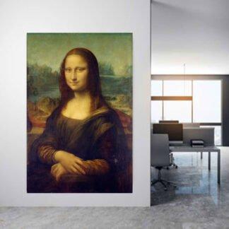 Πίνακας σε καμβά Αντίγραφο Mona Lisa