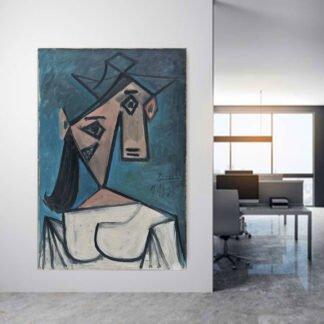 Πίνακας σε καμβά Αντίγραφο Pablo Picasso