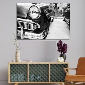 Πίνακας σε καμβά Vintage Car